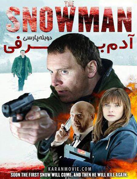 دانلود فیلم آدم برفی 2017 دوبله فارسی