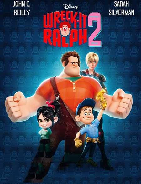 دانلود انیمیشن رالف خرابکار ۲