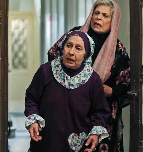 عکس از فیلم لس آنجلس تهران