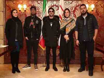 عکس های از سریال ساخت ایران ۲