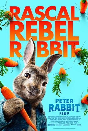 دانلود انیمیشن Peter Rabbit 2018 با زیرنویس فارسی همراه