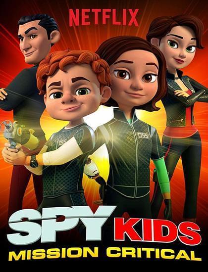 دانلود انیمیشن بچه های جاسوس ماموریت بحرانی 2018 دوبله فارسی