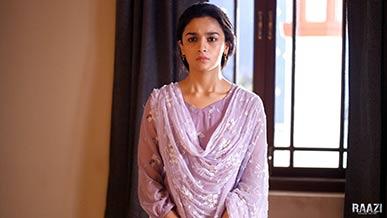عکس های از فیلم هندی راضی