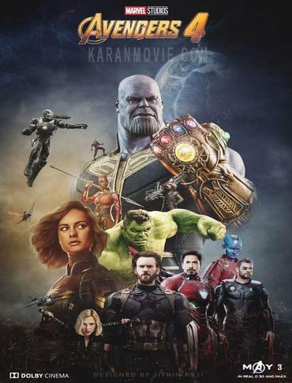 دانلود فیلم انتقام جویان 4 - Avengers Endgame 2019