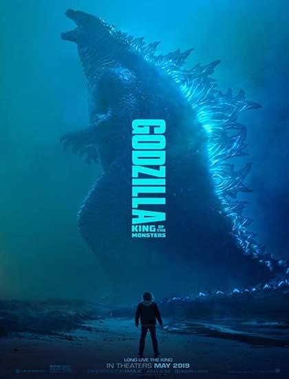 دانلود فیلم گودزیلا 2019 Godzilla King of the Monsters