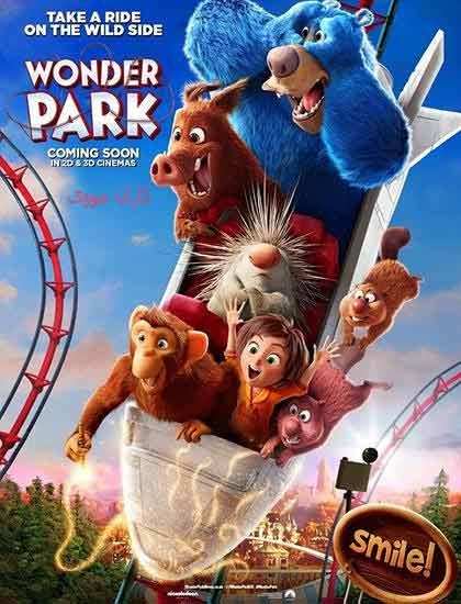 دانلود انیمیشن پارک سحرآمیز 2019 دوبله فارسی