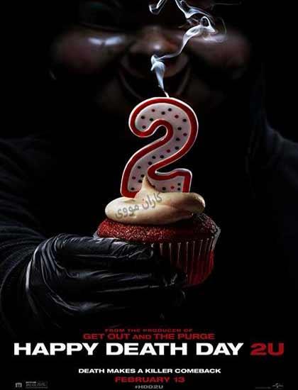 دانلود فیلم روز مرگت مبارک - ۲۰۱۹ Happy Death Day 2U