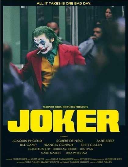 دانلود فیلم جوکر 2019 Joker
