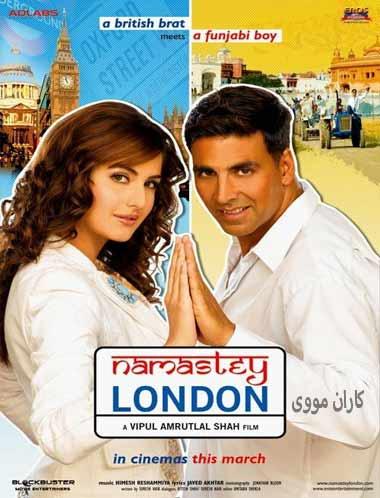 دانلود فیلم Namastey London 2007 زیرنویس فارسی چسبیده