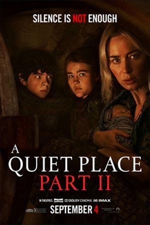 دانلود فیلم A Quiet Place Part II 2020 با زیرنویس فارسی همراه