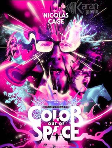دانلود فیلم Color Out of Space 2019