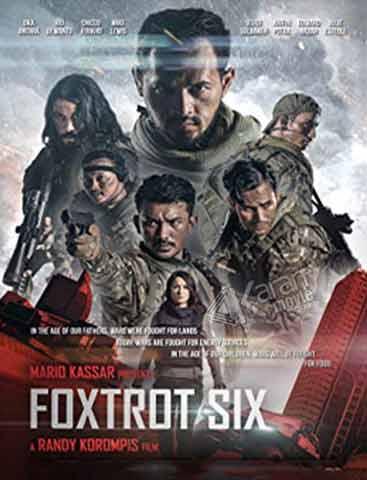 دانلود فیلم Foxtrot Six 2019