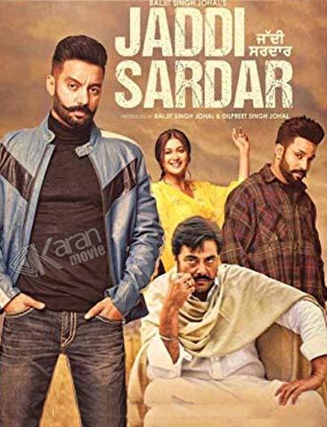 دانلود فیلم Jaddi Sardar 2019