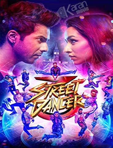 دانلود فیلم Street Dancer 3D 2020