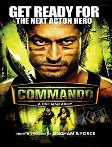 دانلود فیلم Commando 1 2010
