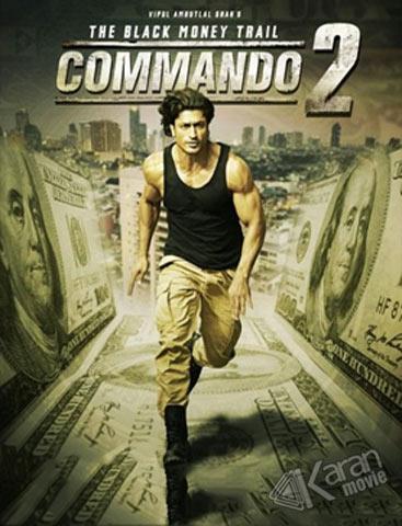دانلود فیلم Commando 2 2017