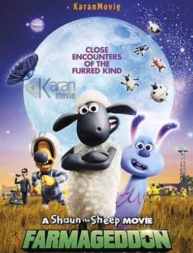 دانلود انیمیشن ۲۰۱۹ A Shaun the Sheep Movie Farmageddon