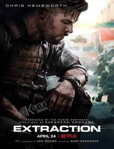 دانلود فیلم Extraction 2020