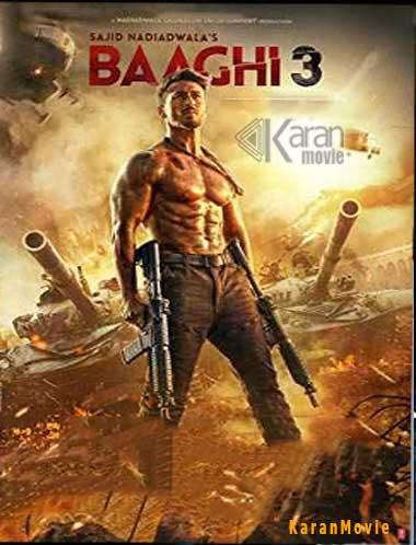 دانلود فیلم Baaghi 3 2020