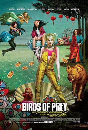 دانلود فیلم Birds of Prey 2020 با زیرنویس فارسی چسبیده
