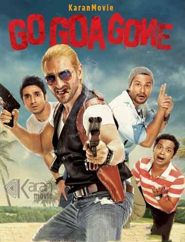 دانلود فیلم Go Goa Gone 2013