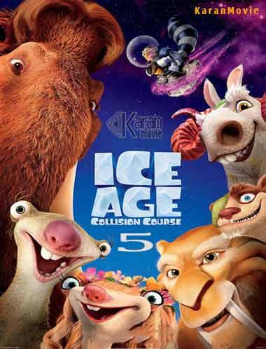 دانلود انیمیشن Ice Age 5 4 3 2 1