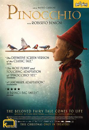 دانلود فیلم Pinocchio 2019 با زیرنویس فارسی چسبیده