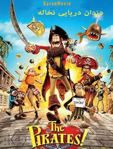 دانلود انیمیشن The Pirates Band of Misfits 2012