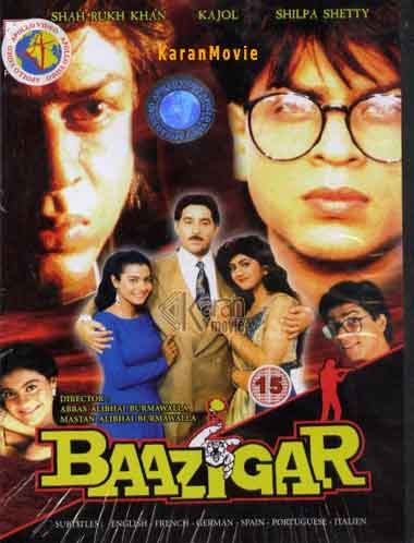 دانلود فیلم Baazigar 1993