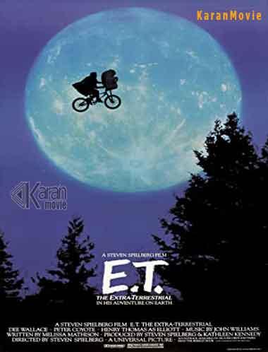 دانلود فیلم E.T. the Extra-Terrestrial 1982