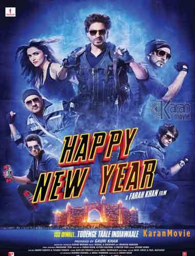 دانلود فیلم Happy New Year 2014