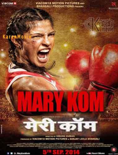 دانلود فیلم هندی Mary Kom 2014