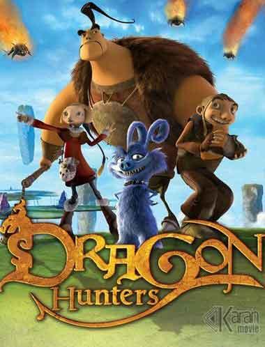 دانلود انیمیشن Dragon Hunters 2008 دوبله فارسی