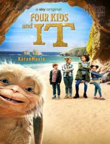 دانلود فیلم Four Kids and It 2020