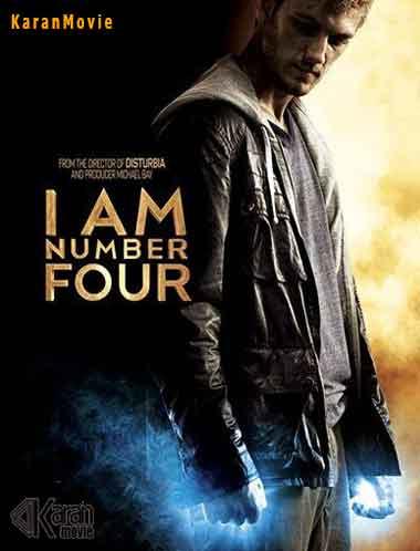 دانلود فیلم I Am Number Four 2011 دوبله فارسی
