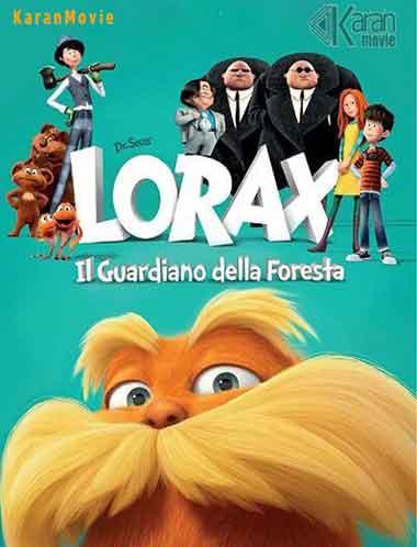 دانلود انیمیشن The Lorax 2012 دوبله فارسی