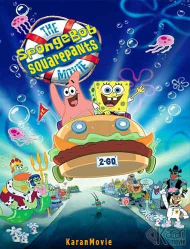 دانلود انیمیشن The SpongeBob SquarePants Movie 2004 دوبله فارسی