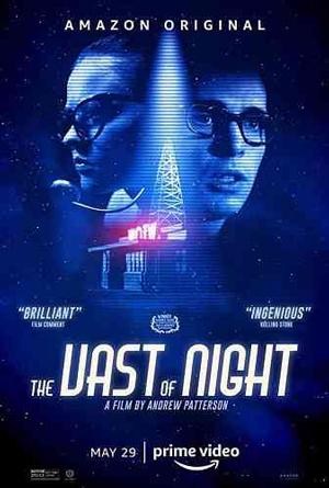 دانلود فیلم The Vast of Night 2020 با زیرنویس فارسی همراه