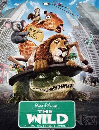 دانلود انیمیشن The Wild 2006 دوبله فارسی