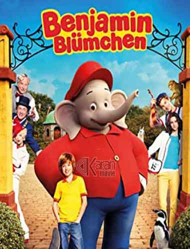 دانلود فیلم Benjamin the Elephant 2019 دوبله فارسی