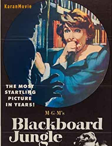 دانلود فیلم Blackboard Jungle 1955