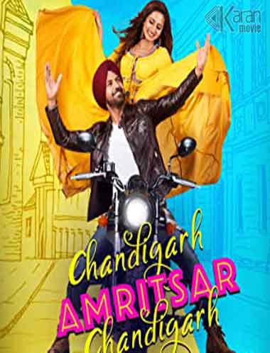 دانلود فیلم Chandigarh Amritsar Chandigarh 2019