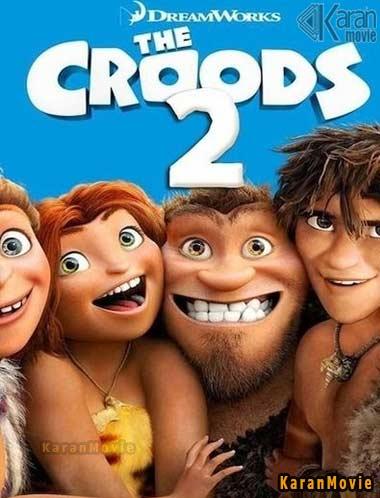 دانلود انیمیشن غارنشینان 2 The Croods A New Age 2020