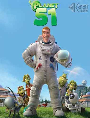 دانلود انیمیشن Planet 51 2009 دوبله فارسی