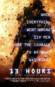 دانلود فیلم 13 Hours The Secret Soldiers of Benghazi