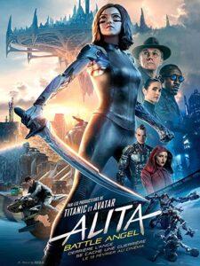 دانلود فیلم Alita: Battle Angel 2019