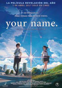 دانلود انیمیشن Your Name 2016 با زیرنویس فارسی همراه