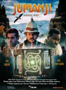دانلود فیلم Jumanji: Level One 2021 با زیرنویس فارسی همراه