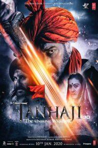دانلود فیلم Tanhaji The Unsung Warrior 2020 با زیرنویس فارسی چسبیده