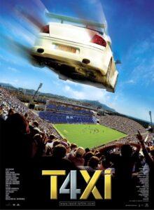 دانلود فیلم Taxi 4 2007 با زیرنویس فارسی چسبیده